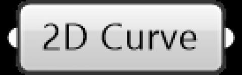 ARCHICAD 2D Curve parameter