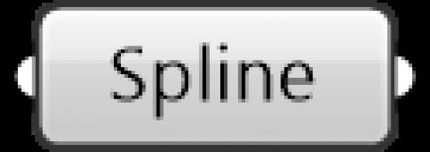 ARCHICAD Spline parameter