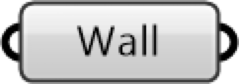 ARCHICAD Wall parameter