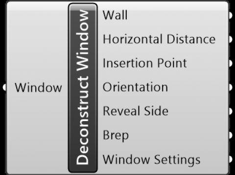 Deconstruct Window