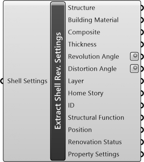 Extract Shell Rev. Settings