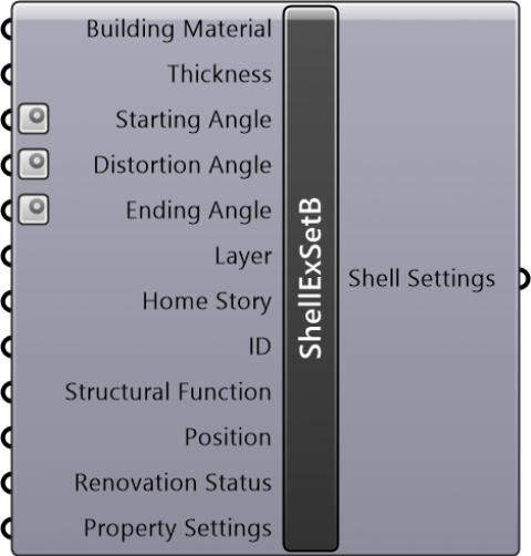 Shell Ext. Settings Basic