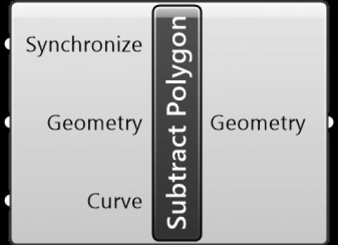 Subtract Polygon
